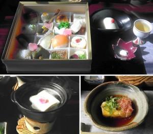 松籟庵料理