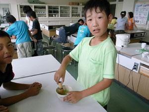 【授業】小学6年生、和束茶を学ぶ。