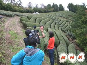 【取材風景】NHKニュース610