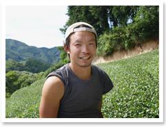 宇治抹茶農家京都おぶぶ茶苑 代表 喜多章浩