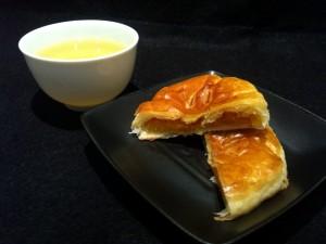【今日のおぶぶカフェ】 今週のお菓子。