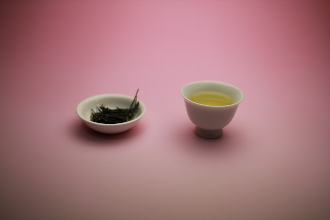 【今日のおぶぶカフェ】 おぶぶのかぶせ煎茶。