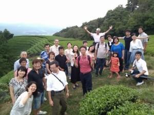 【おぶぶ視察】日本再生プログラム推進フォーラム LOHAS研究会ご一行様
