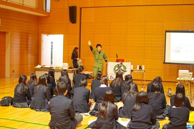 【セミナー講演】兵庫県立芦屋国際中等教育学校さま