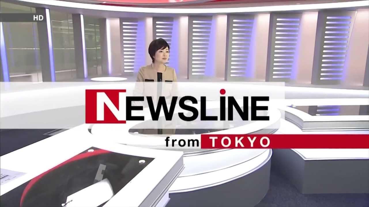 【放映御礼】NHKワールド ニュースライン特集