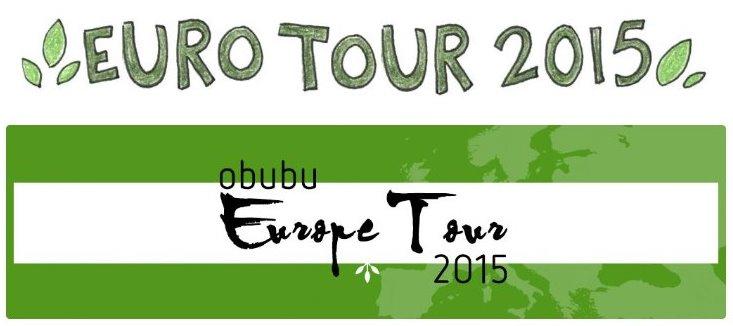 【日本茶を世界へ】ヨーロッパ・ツアー2015