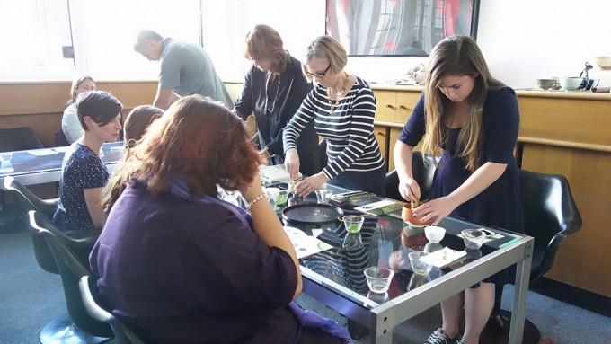 オックスフォードにて抹茶ワークショップと日本茶セミナー