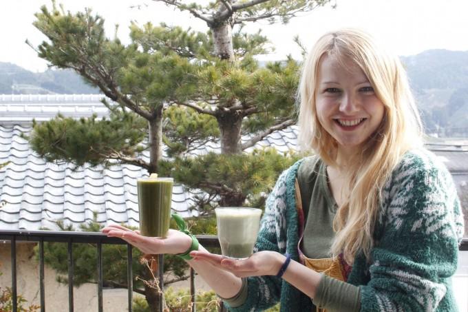 和束町のイベント「茶源郷マルシェ」にインターン生がお店をだします!