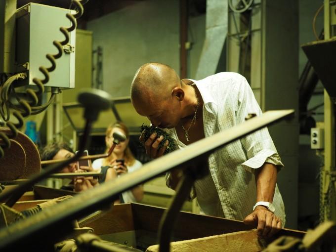 【今週の農作業】海外インターン生の茶工場見学&アッキー先生の講義ツアー!