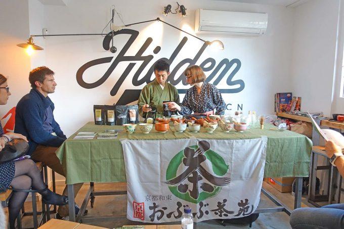 バルセロナで和束茶が飲めるカフェでの抹茶ワークショップinスペイン【日本茶普及欧州ツアー2017】