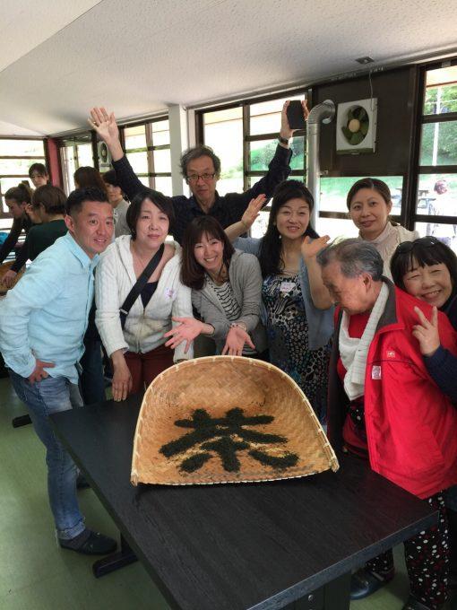 2017年、春の茶摘体験&製茶体験【京都 宇治茶 和束町】