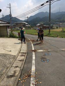 昨晩は雨がすごかったですねっ【京都 宇治茶 和束町】