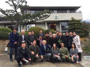福岡県茶生産組合連合会理事会とJAふくおか八女、八女市の方々が現地調査研修に来られました〜