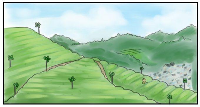 「お茶の冒険」第三話:「ばんとティーフェアリー」