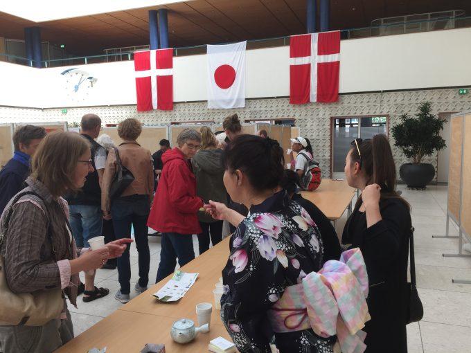 【お茶で国際交流】オーデンセ・ジャパン・デイ~日本デンマーク友好150周年事業