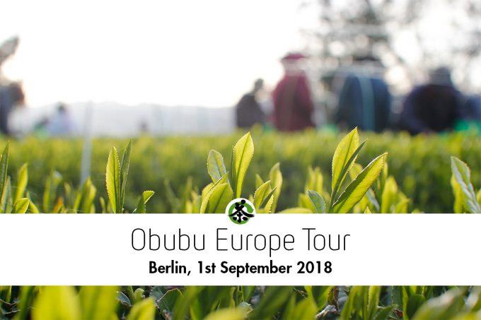 ドイツ・ベルリン|日本茶普及海外ツアー・欧州遠征2018