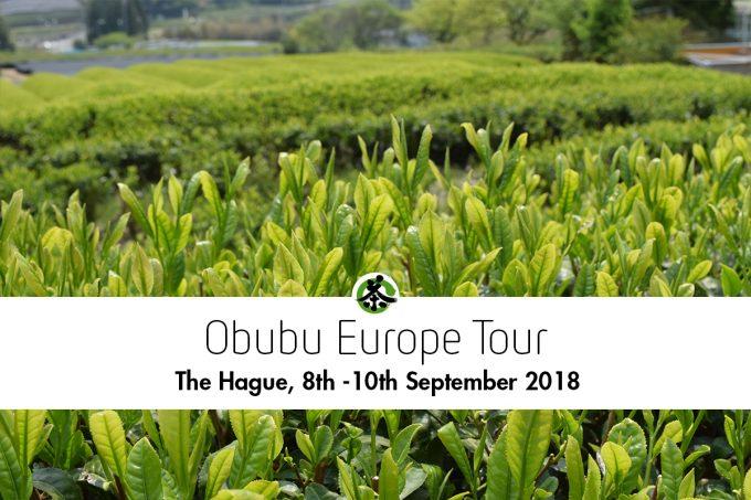 ハーグ(オランダ)|日本茶普及海外ツアー・欧州遠征2018
