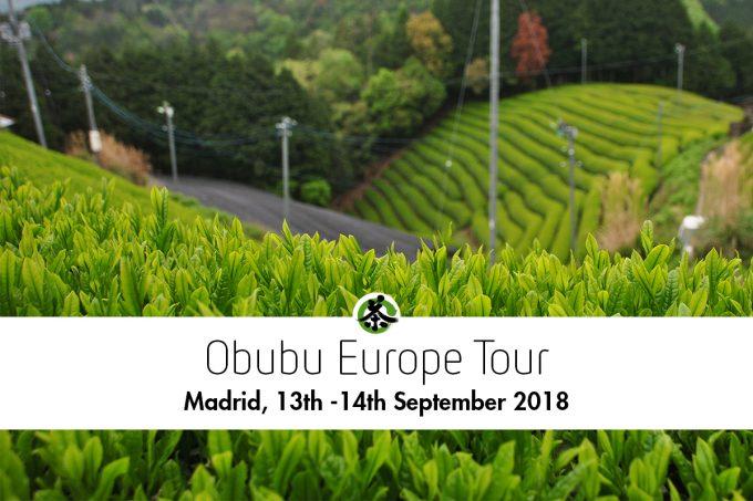 マドリッド(スペイン)|日本茶普及海外ツアー・欧州遠征2018