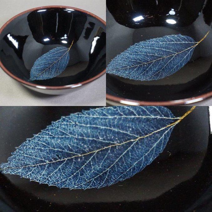 【挑戦!】茶の葉天目茶碗をつくろう!プロジェクト