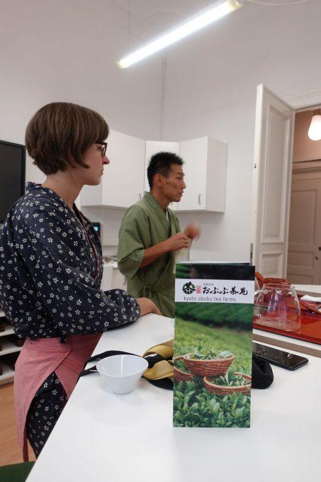 日本茶セミナー in ベルリン・ティー・アカデミー|日本茶普及海外ツアー・欧州遠征2018