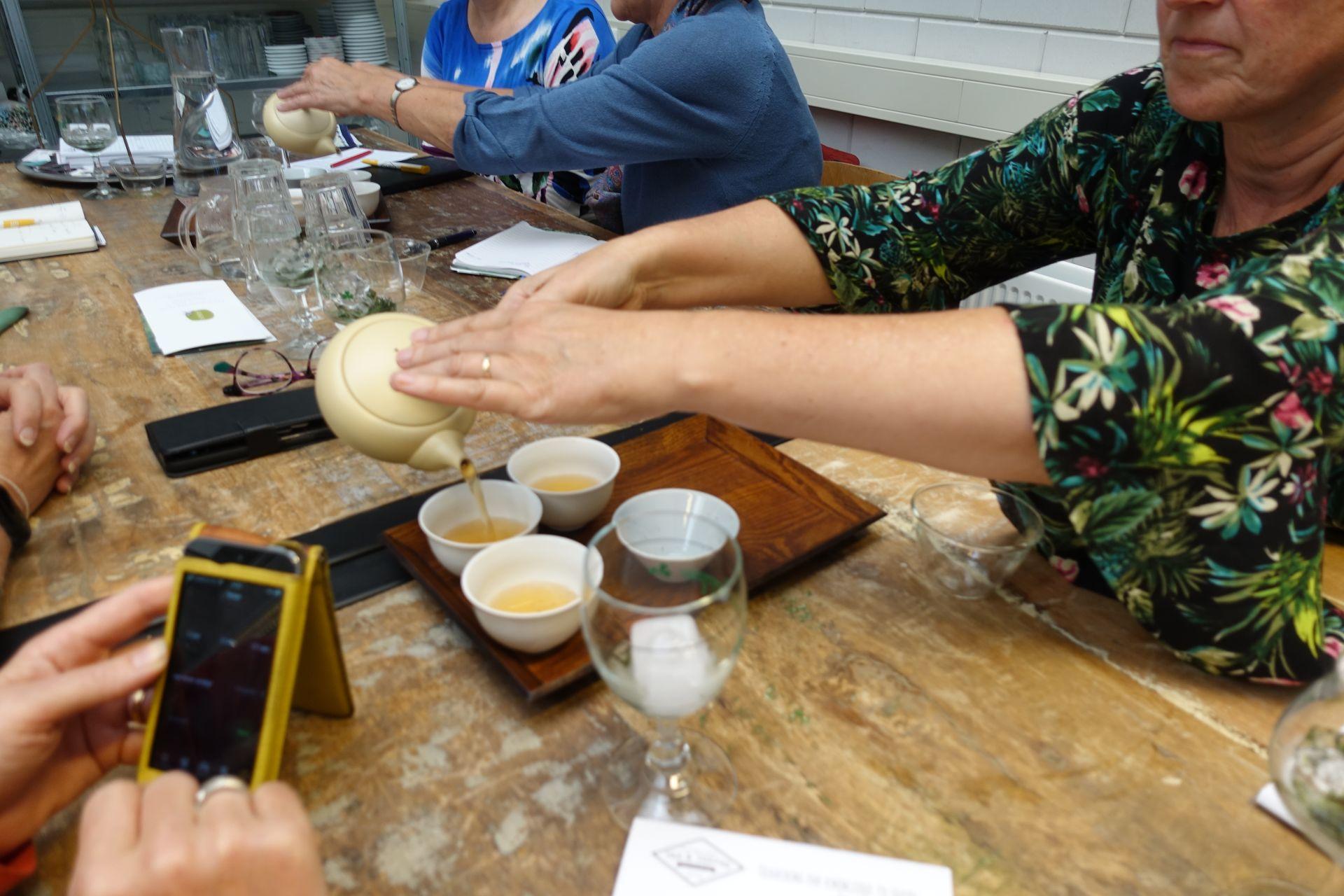 日本茶セミナー in ハーグ(オランダ)ITC一日目|日本茶普及海外ツアー・欧州遠征2018