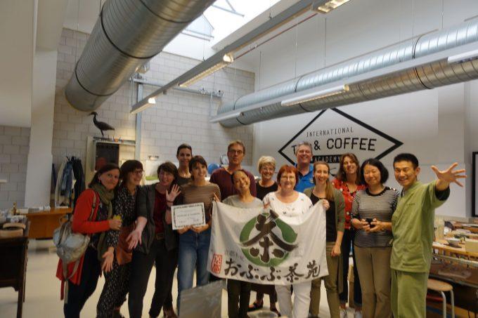 抹茶セミナー in ハーグ(オランダ)ITC三日目|日本茶普及海外ツアー・欧州遠征2018