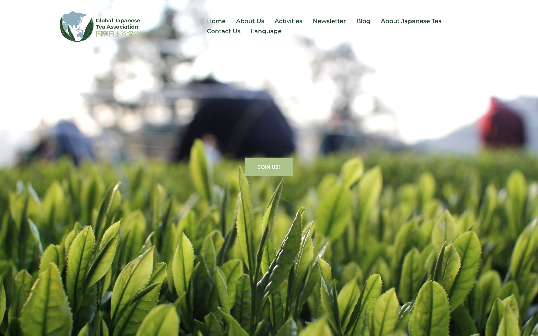 一般社団法人 国際日本茶協会を設立。