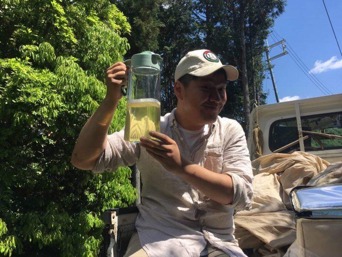 『夏のお茶の楽しみ方  ~夏だし、水出し~』