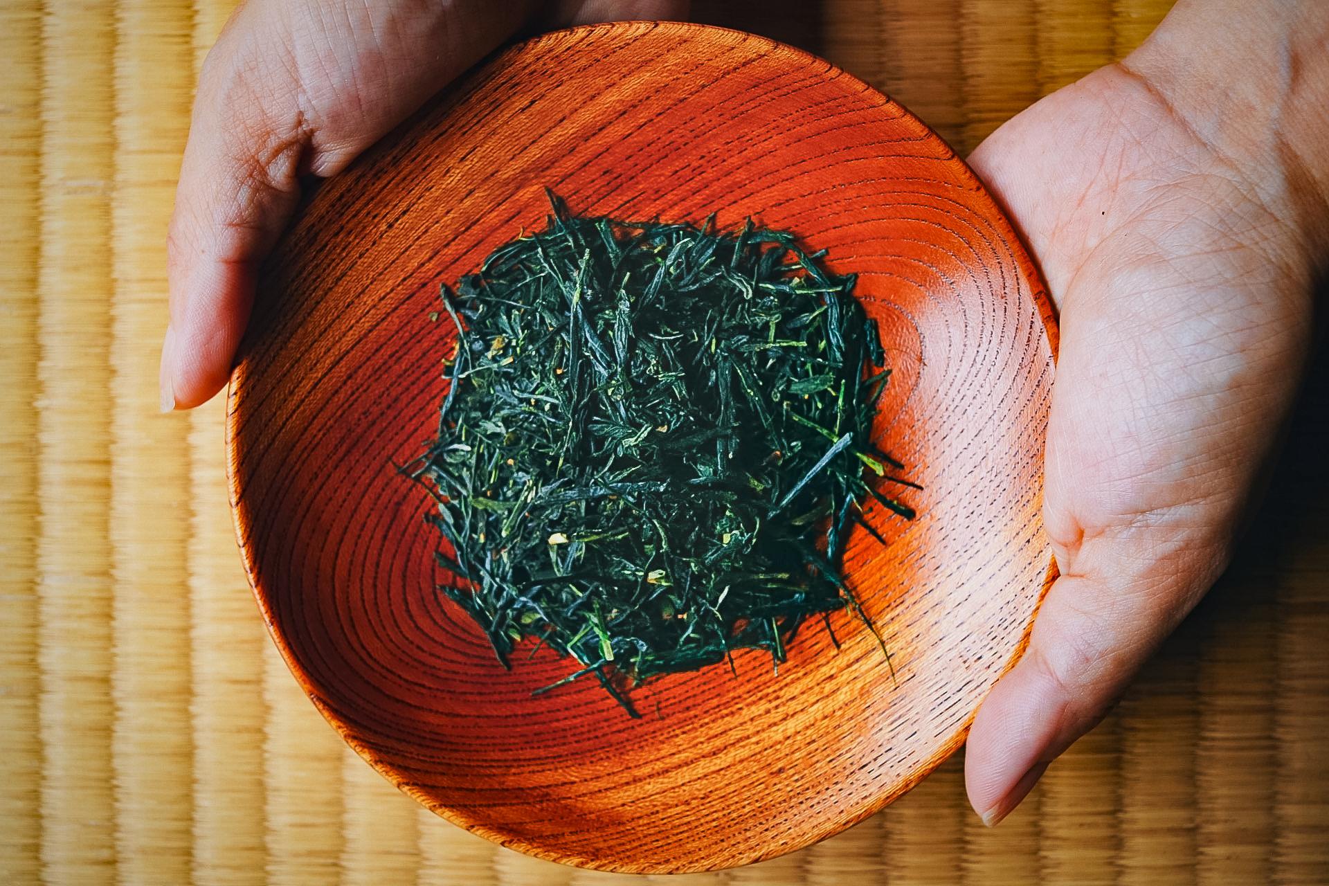 知っておきたい!お茶を美味しく保存するポイント!