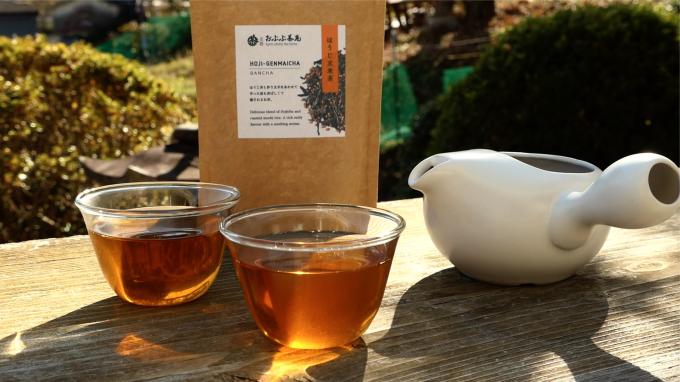 新商品を紹介します!「ほうじ玄米茶」を飲んだことがありますか?